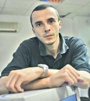 Оливер Суботић (Фото Д. Јевремовић)