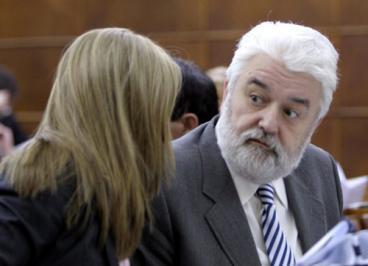 Mirko Cvetković-premijer Srbije
