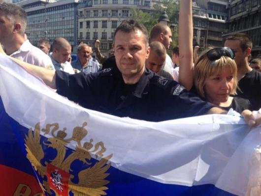 Ристо Кнежевић: Част ми је да се борим за отаџбину