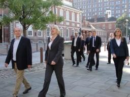 Delegacija RS Zeljka Cvijanovic,predvodi Obrad kesic u Filadelfi 012