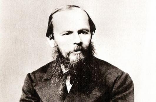 Фјодор Михајлович Достојевски (рус. Фёдор Михайлович Достоевский; рођен 11. новембра, односно 30. октобра по старом календару, 1821. године у Москви, преминуо 9. фебруара, односно 28. јануара по старом календару, 1881. године у Санкт Петербургу) је био један од највећих писаца свих времена.