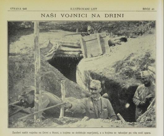 Tito u hrvatskoj domobranskoj diviziji