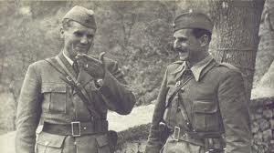 Тито и Коча Поповић
