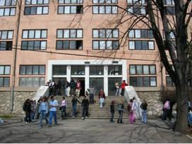 Техничка школа у Бору где ће се одржати предавање