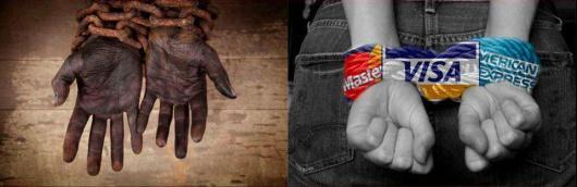 Ропство некада и данас. Напредак је евидентан, ланци су у глави.