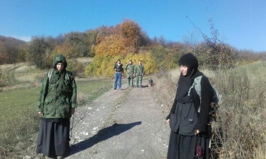 На путу до манастирске баште