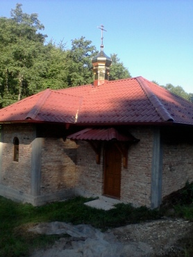 нова црква - други улаз