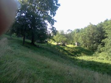 део манастирског имања