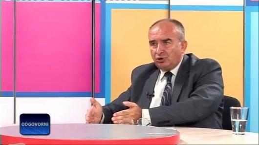 Драган Радовић, економиста и велики брац за поштену и бољу Србију.